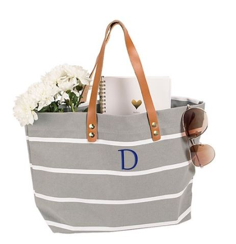 https://www.target.com/p/women-s-monogrammed-gray-striped-tote-with-leather-handles-cathy-s-concepts/-/A-51485378#lnk=sametab