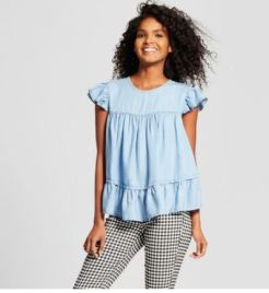 https://www.target.com/p/women-s-short-sleeve-babydoll-pullover-blouse-who-what-wear-153/-/A-53167985?preselect=53058852#lnk=sametab