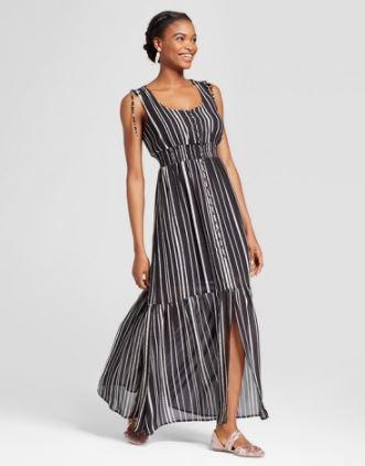 https://www.target.com/p/women-s-striped-down-maxi-dress-xhilaration-153-black/-/A-53079445?preselect=52929435#lnk=sametab