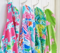 https://www.potterybarnkids.com/products/lilly-pulitzer-pink-lemonade-wrap/?pkey=cbeach-towels&isx=0.0.10607